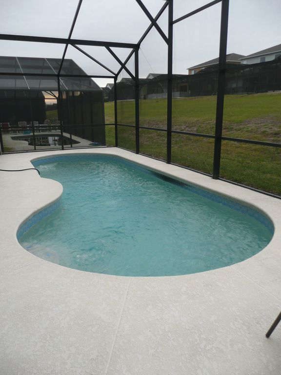 Lighted, Private Heated Pool