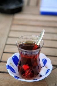 Tea Time - Local Turkish Style
