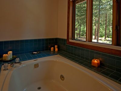 Stateline house rental - Master Bath