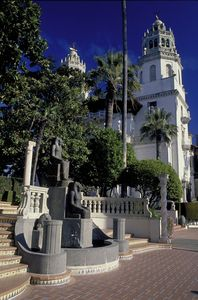 Hearst Castle; a Beautiful Drive From The Inn Along the Coast