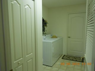 The Villages house photo - Large closed pantry for storage space.