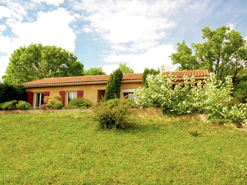 Holiday house, 120 square meters , Tourtoirac