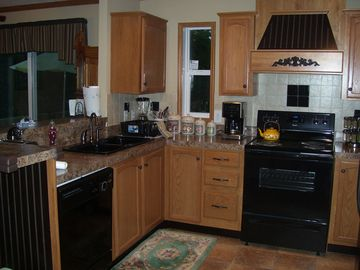 Hardy house rental - Kitchen