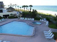 Direct 30 Foot Balcony Corner Gulf Front Condo with Large Pool