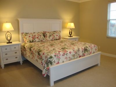 King Master Bedroom Suite