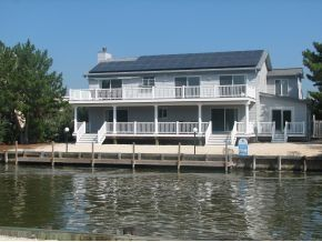 Harvey Cedars house photo - Back
