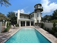 'Amazing Grace' Cottage in Rosemary Beach w/ Private Pool