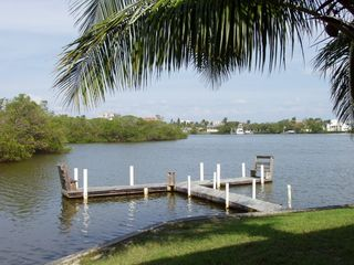 Bonita Springs house photo - Enjoy boating or fishing from our dock
