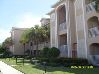 Naples condo photo - View of Front Facade