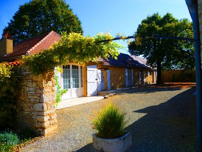 Excl. Holiday house, pool, Perigord, Dordogne, 4-6 persons