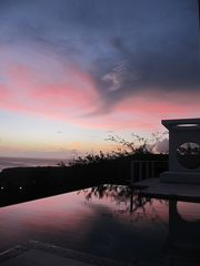 Curacao villa photo - Spectacular Sunsets