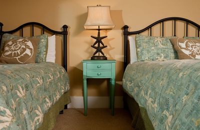 1st Floor bedroom nightstand