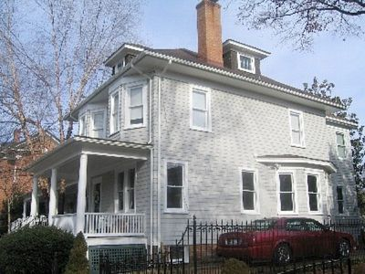 Annapolis house rental - Historic but new
