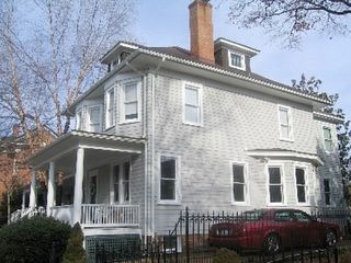 Annapolis house photo - Historic but new