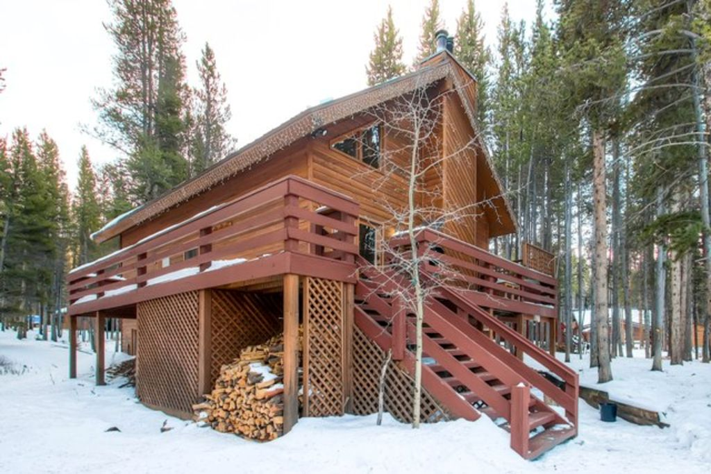 Updated 3br Summit County Cabin W Private Hot Tub Only 3