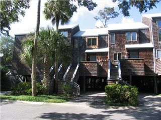 Kiawah Island house photo - Windswept Front View