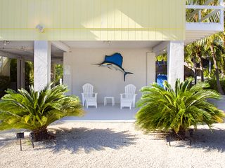 Islamorada house photo - Front Porch