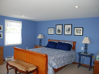 Harpswell house photo - Master bedroom