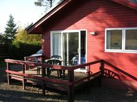 Heron Lodge, Located on edge of Mabie Forest with breathtaking surrounding views