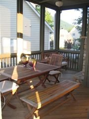 Big Canoe house photo - Come relax on the porch!