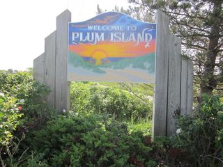 Plum Island house photo - Welcom