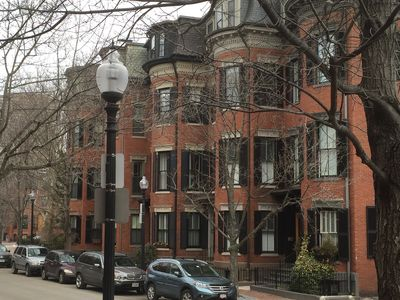 Quiet and Charm in Boston's Historic South End