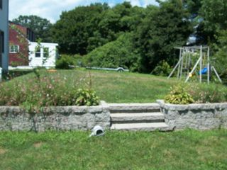 Old Lyme cottage photo - Large backyard