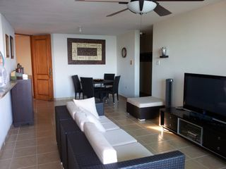 Fajardo condo photo - Living room, Samsung Plasma & Bluray + CATV