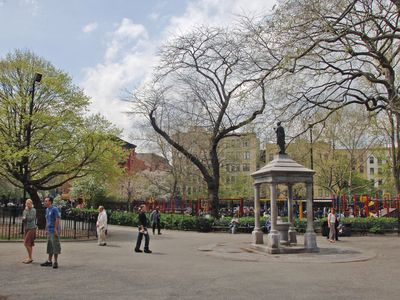 We are only one block away from Tompkins Square, heart of the East Village