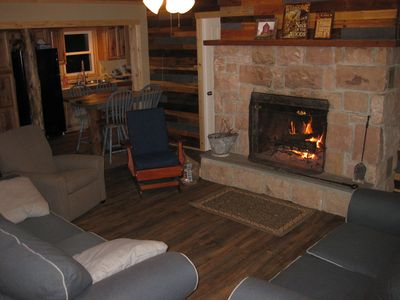 Blair Creek Cabin 10 Acres 2 Creeks Back Deck Mountain View WiFi 14000