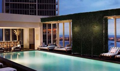 Club 50 - top of the Viceroy Tower