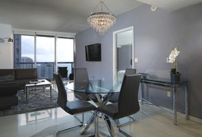 Elegant 1BR in Icon Brickell by FlashStay - Apartment for 4