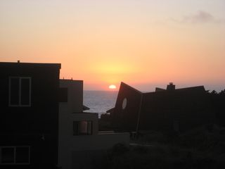 Monterey house photo - Spectacular Sunset
