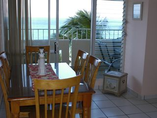 Luquillo condo photo - Entry/Dining Room
