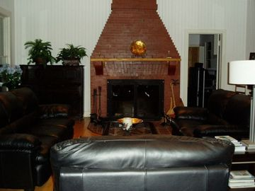 One of the 6 Fireplaces