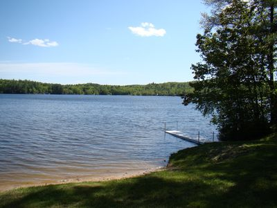 Quiet Family Retreat Next To A Great Lake!!