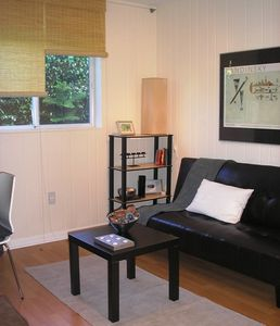Boca Raton house rental - ..enjoy fast internet on your laptop in the office with desk and sleeper sofa...