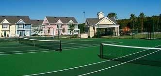 Tennis Court (also Volleyball & Basketball)