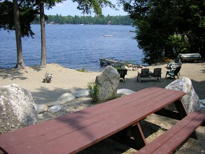 Enjoy Lakeside Dining and Cook-outs!