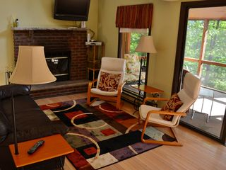 Bushkill house photo - Living Area