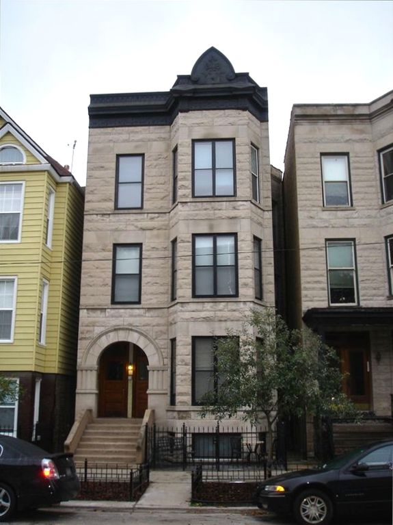 Victorian Greystone 3 Br Flat In Chicago S Vrbo