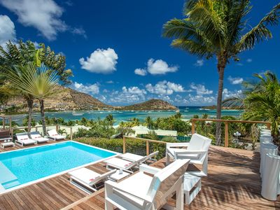 A Heavently Villa For Unforgettable Holidays In Saint Martin !