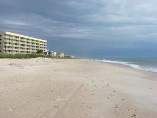 Indian Harbour Beach condo photo - Your condo is right on the beach