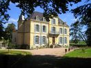 La Pacaudiere chateau / country house photo
