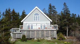 Isle Au Haut cottage photo