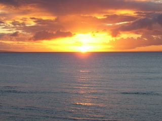 Kaaawa house photo - Gorgeous Sunrises