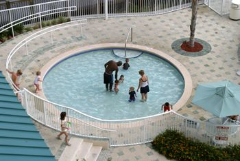 Lake Buena Vista condo rental - Children's pool for the little ones!