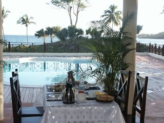 Samana villa photo - or swimming pool