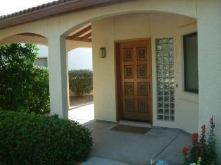 Green Valley townhome rental - FRONT DOOR