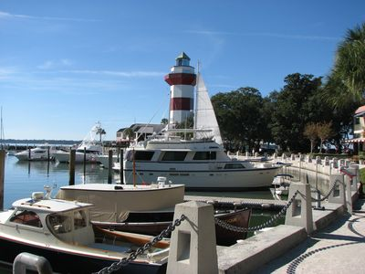 Harbour Town & Lighthouse